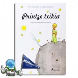 PRINTZE TXIKIA | AZAL BIGUNA
