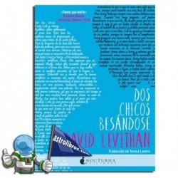 DOS CHICOS BESÁNDOSE | LIBROS LGBT