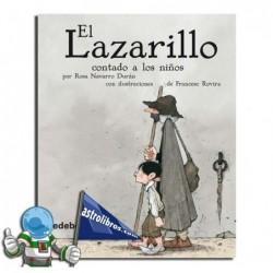 El Lazarillo contado  a los niños. Clásicos adaptados
