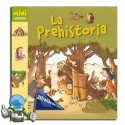 La prehistoria. Mini Larousse.