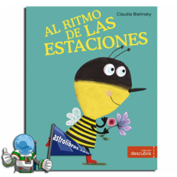 AL RITMO DE LAS ESTACIONES , COLECCIÓN DESCUBRE 6