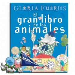 EL GRAN LIBRO DE LOS ANIMALES DE GLORIA FUERTES