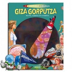 GIZA GORPUTZA. LINTERNA LIBURUA