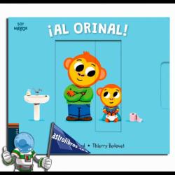 ¡AL ORINAL! , COLECCIÓN SOY MAYOR