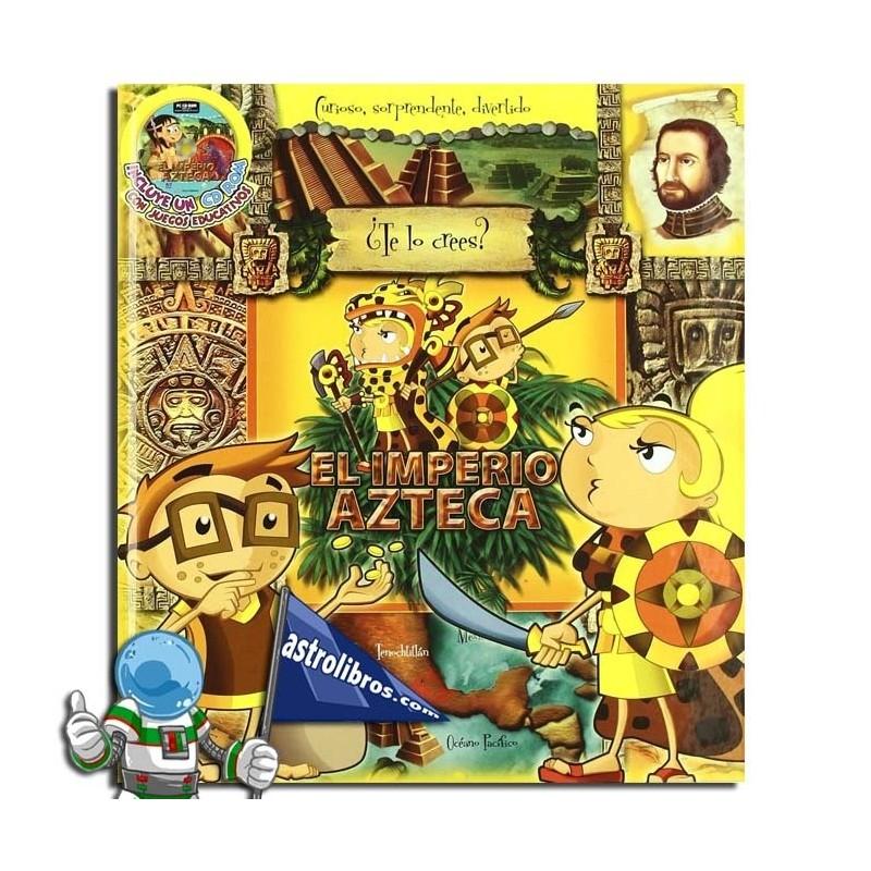 EL IMPERIO AZTECA , ENCICLOPEDIA ARAZONIA
