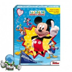 MI LIBRO-JUEGO. MICKEY MOUSE CLUB HOUSE