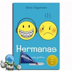 HERMANAS , NOVELA GRÁFICA