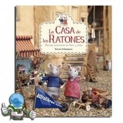 Nuevas aventuras de Sam y Julia. La casa de los ratones volumen 2