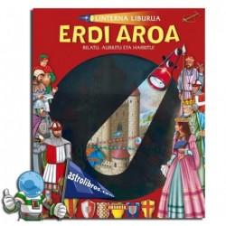 ERDI AROA. LINTERNA LIBURUA