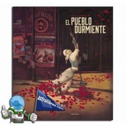 EL PUEBLO DURMIENTE. REBECCA DAUTREMER