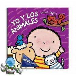 Colección cometa 5. Yo y los animales