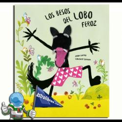 LOS BESOS DEL LOBO FEROZ. LIBRO-MARIONETA