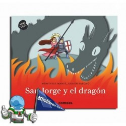 SAN JORGE Y EL DRAGÓN. MINIPOPS
