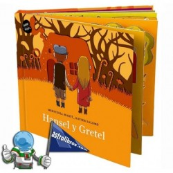 HANSEL Y GRETEL , MINIPOPS , CUENTOS POP-UP