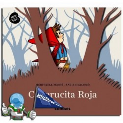 CAPERUCITA ROJA | MINIPOPS | LIBRO POP UP