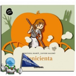 CENICIENTA , MINIPOPS , LIBRO POP UP