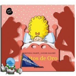 RICITOS DE ORO , MINIPOPS , LIBRO POP UP