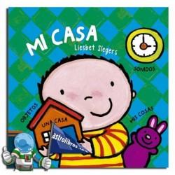 MI CASA , COLECCIÓN COMETA 2