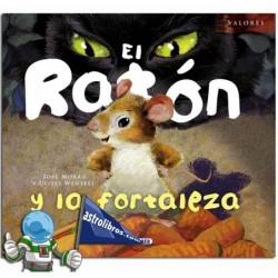 EL RATÓN Y LA FORTALEZA. COLECCIÓN VALORES