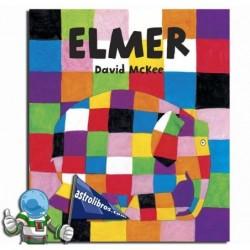 ELMER , EDICIÓN ESPECIAL , CONTIENE UN JUEGO DE MEMORIA
