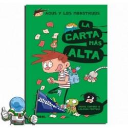 LA CARTA MAS ALTA , AGUS Y LOS MONSTRUOS 7