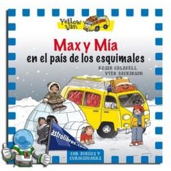 MAX Y MÍA EN EL PAÍS DE LOS ESQUIMALES , YELLOW VAN 7