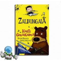 HARTZ GOGAIKARRIA , ZALDUNGAIA 3