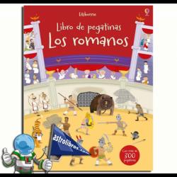 LOS ROMANOS. LIBRO DE PEGATINAS