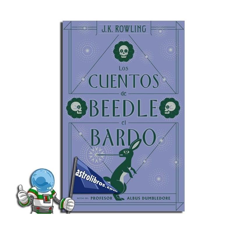LOS CUENTOS DE BEEDLE EL BARDO. BIBLIOTECA HOGWARTS