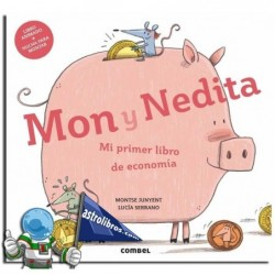 MON Y NEDITA , MI PRIMER LIBRO DE ECONOMÍA
