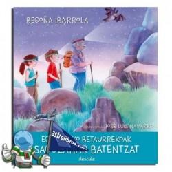 EGUZKITAKO BETAURREKOAK SAGURZAHAR BATENTZAT , BALIOA NAIZ BILDUMA , AUSARDIA