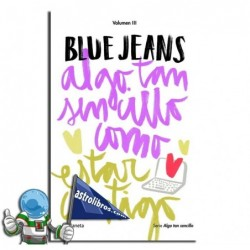 ALGO TAN SENCILLO COMO ESTAR CONTIGO | BLUE JEANS