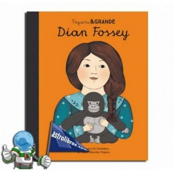 Pequeña & Grande. Dian Fossey