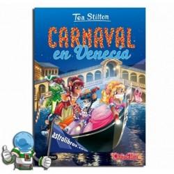 Carnaval en Venecia. Tea Stilton 25