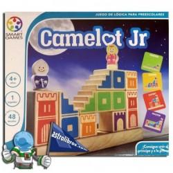 CAMELOT JR , JUEGO DE LÓGICA PARA PREESCOLARES , SMART GAMES