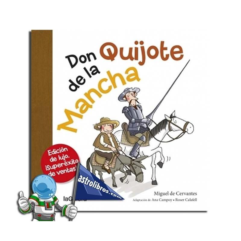 DON QUIJOTE DE LA MANCHA. TAPA DURA