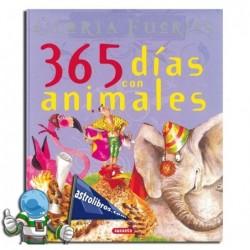 365 DÍAS CON ANIMALES , GLORIA FUERTES
