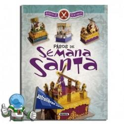 PASOS DE SEMANA SANTA | MAQUETAS RECORTABLES