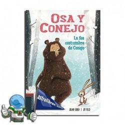 LA FEA COSTUMBRE DE CONEJO. OSA Y CONEJO 1