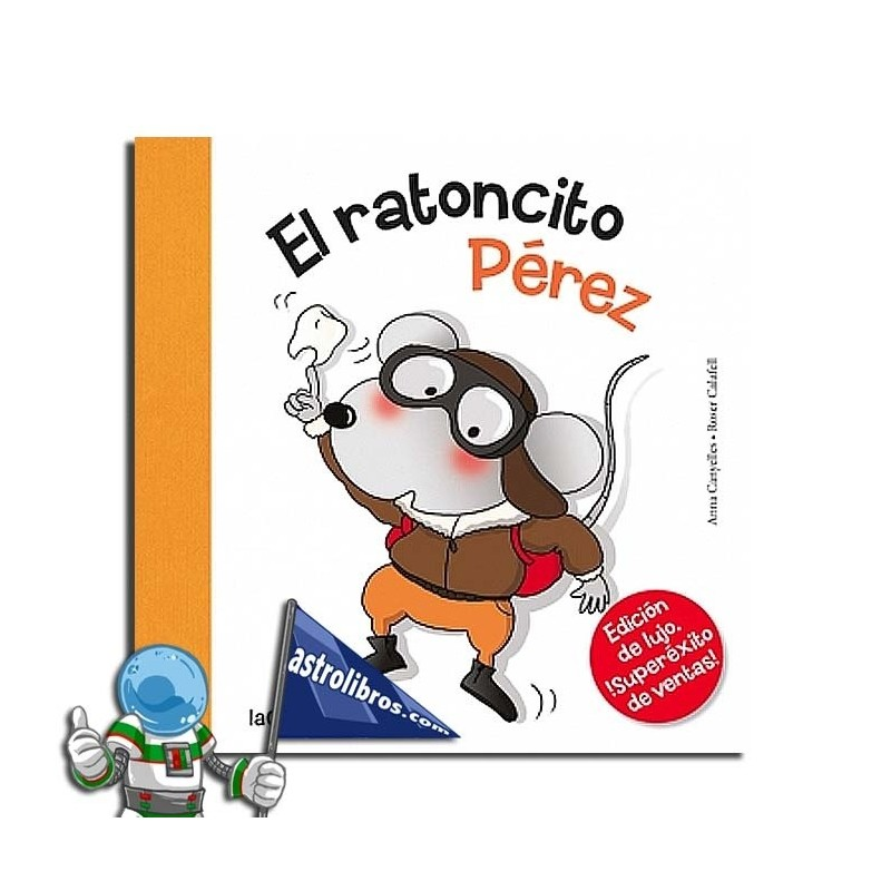 EL RATONCITO PEREZ. TAPA DURA