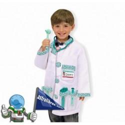 Disfraz de Doctor/Doctora infantil