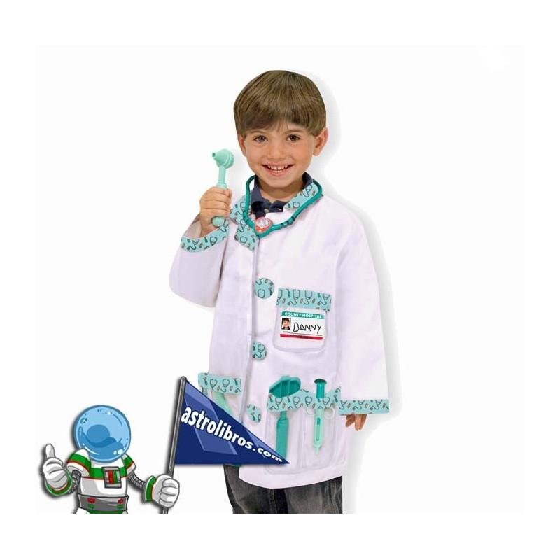 DISFRAZ INFANTIL DE DOCTOR/DOCTORA