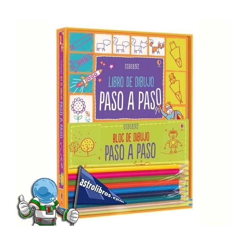 KIT DE DIBUJO PASO A PASO