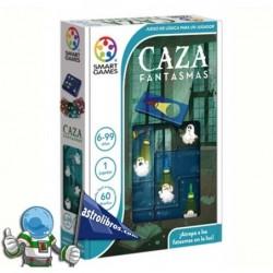 CAZAFANTASMAS , JUEGO DE LÓGICA PARA NIÑOS , SMART GAMES