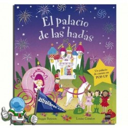 EL PALACIO DE LAS HADAS , LIBRO POP-UP