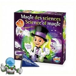 MAGIA DE LAS CIENCIAS