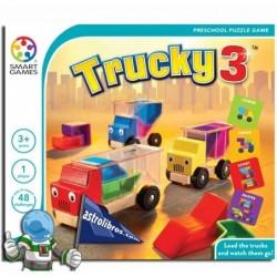 TRUCKY 3 , JUEGO PREESCOLAR DE LÓGICA , SMART GAMES
