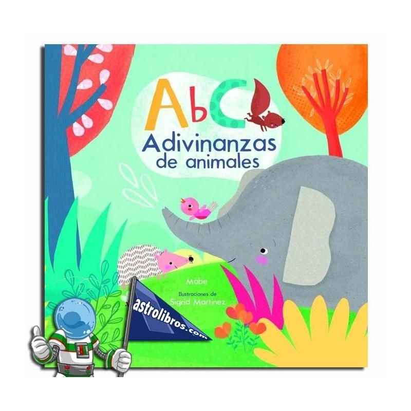 ABC. ADIVINANZAS DE ANIMALES