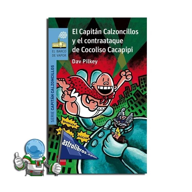 EL CAPITÁN CALZONCILLOS Y EL CONTRAATAQUE DE COCOLISO CACAPIPI , Nº13