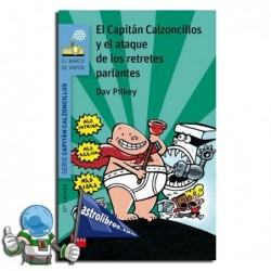 EL CAPITÁN CALZONCILLOS Y EL ATAQUE DE LOS RETRETES PARLANTES , Nº2
